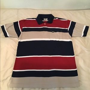 Lacoste polo shirt men's medium